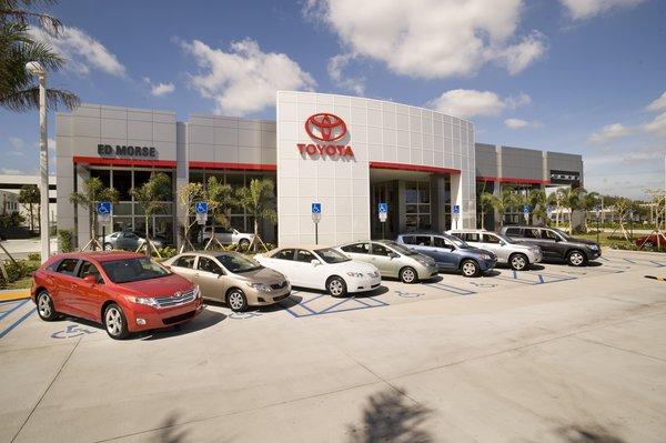 Ed Morse Toyota of Delray